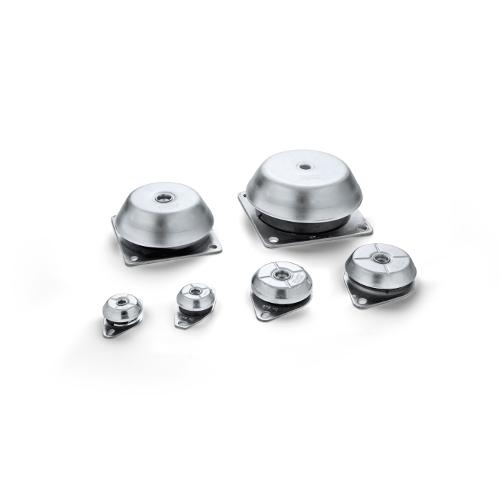 Rubber-metal Mounts