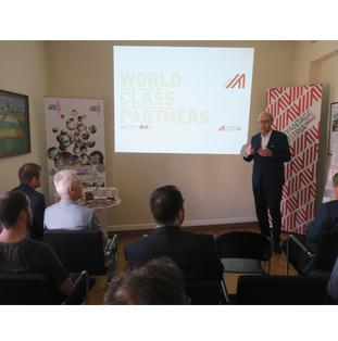 """""""Business Brunch"""" By Austria Advantage, Getzner & EA Group"""